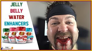Jelly Belly Water Enhancers Review