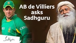 AB de Villiers Asks Sadhguru About Fixing South Africa's Rough Past