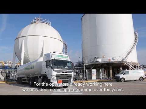Praxair - A New Remote Controlled Plant (English Subtitles)