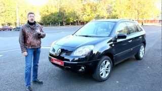 Тест-драйв  Renault Koleos ZENkevich