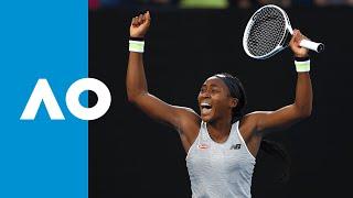 Download Naomi Osaka vs Coco Gauff - Match Highlights (3R)   Australian Open 2020 Mp3 and Videos