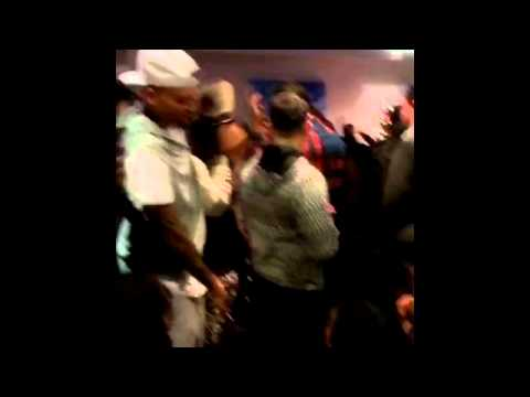Chris Brown Gets Cute With Karrueche On Christmas