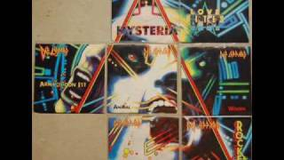 Def Leppard Animal Hysteria Live 3 of 12