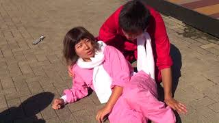 『学生戦体シュクレンジャー』 監督:松永凌 一般学生「亀梨」は今日も金...