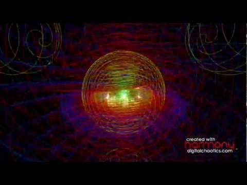 Double Helix - Music by 1200 Micrograms, Visual Music by VJ Chaotic