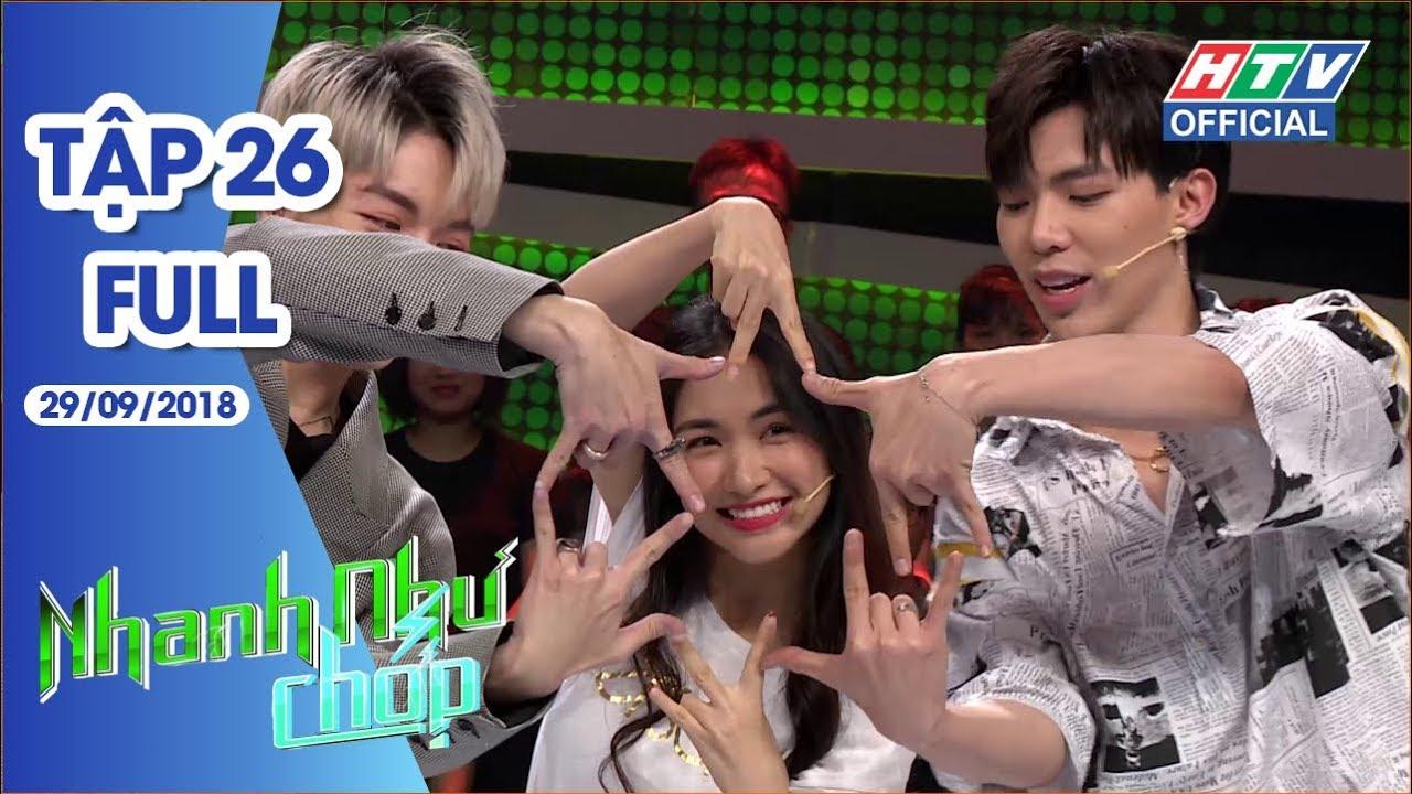 image HTV NHANH NHƯ CHỚP   Đội