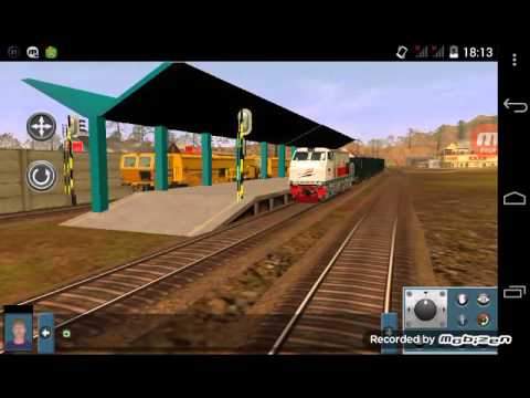 Trainz simulator Android Add Ons Indonesia - CC 203 08 ft ...