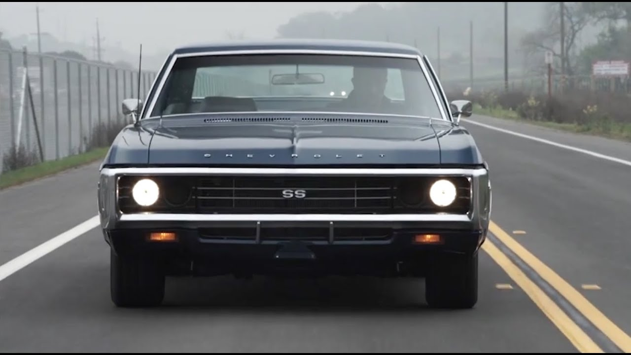 Chevy Muscle Cars >> A Chevy Impala That Defines Muscle Car Big Muscle