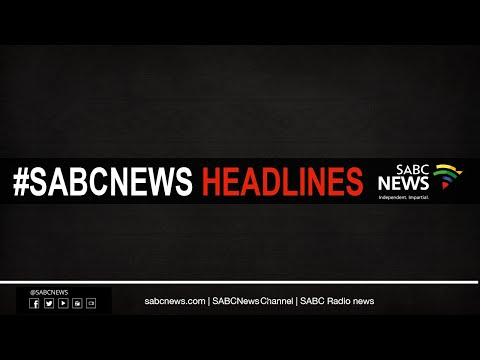 #SABCNews Headlines @18H00 | 01 August 2020