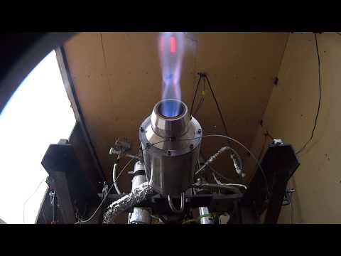 Rocket Engine Static Testing With Thrust Vector Control