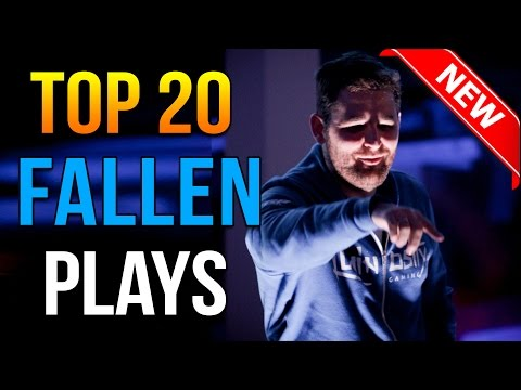 Top 20 Fallen Plays Ever ★ CS:GO