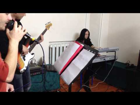 Room Service band - Give it Back (Gaelle cover)