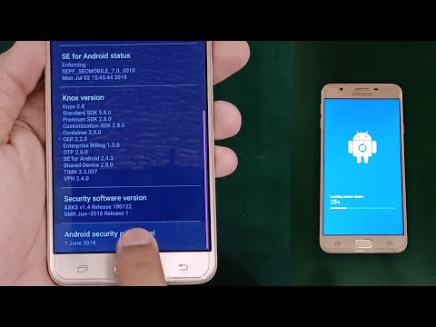 Samsung j7 prime latest update problem | What the hell is this don't update your phone