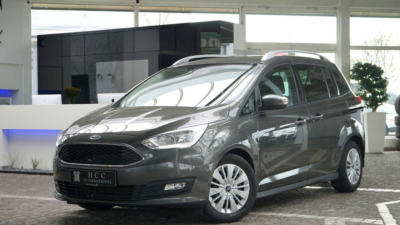 Hcc International Ford Grand C Max 1 5 Tdci Business Aut Navi