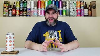 Fresh Froot Peach (milkshake Ipa) | 450 North Brewing Company | Beer Review | #270