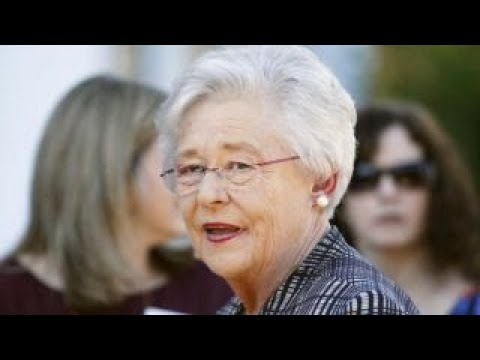 Alabama governor says she will vote for Roy Moore
