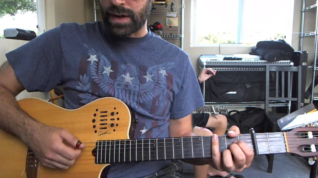 68 Guitar Strum Lesson Wreck Of The Edmund Fitzgerald Youtube