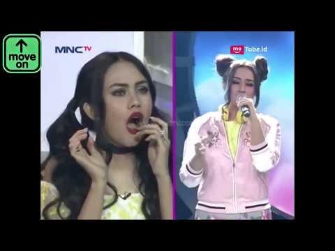 Peserta Terbaik! Tapi Sayang Dia Dieliminasi DELON - Best Of I Can See Your Voice Indonesia