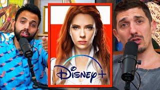 The REAL Reason Disney Is Getting Sued By Scarlett Johansson