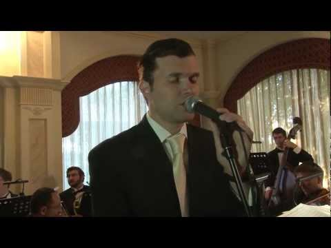 Ohad Moskowitz Singing A Chuppah Aaron Teitelbaum Production