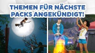 Nächste Accessoires- und Gameplay-Pack-Themen angekündigt! | Short-News | sims-blog.de