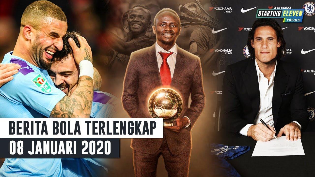 City Kandaskan Setan Merah  F F  B Mane Pemain Terbaik Afrika  F F  D Mu
