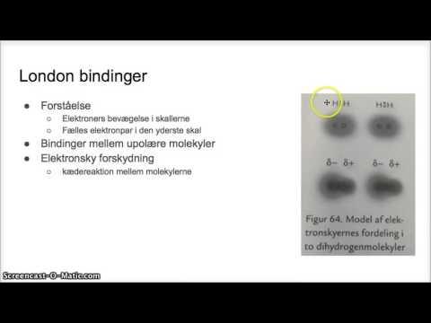 intermolekylære bindinger