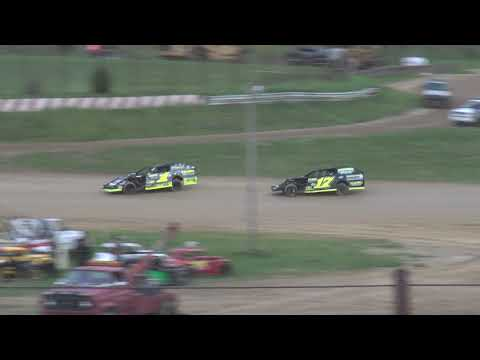Brushcreek Motorsports Complex | 8/18/18 | Open Wheel Modifieds | Heat 1