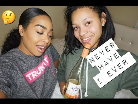 NEVER HAVE I EVER : I GOT ARRESTED | THEBSIMONE