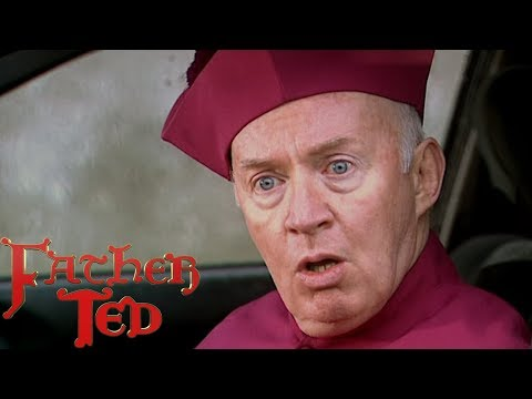 Kicking Bishop Brennan Up The Arse - Father Ted