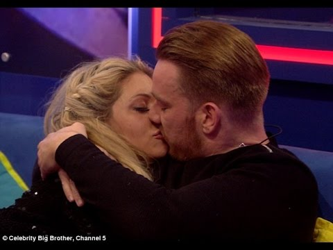 CBB's Nicola McLean scolds Bianca Gascoigne after she puts on a very steamy display with Jamie O'Har