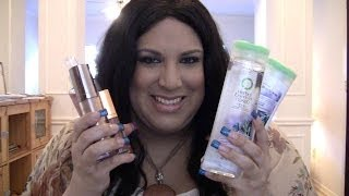 FRIDAY FAVORITES - HERBAL ESSENCES NAKED, URBAN DECAY, LORAC Thumbnail