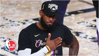 LeBron has exceeded expectations as an NBA champion & an iconic leader | NBA on ESPN