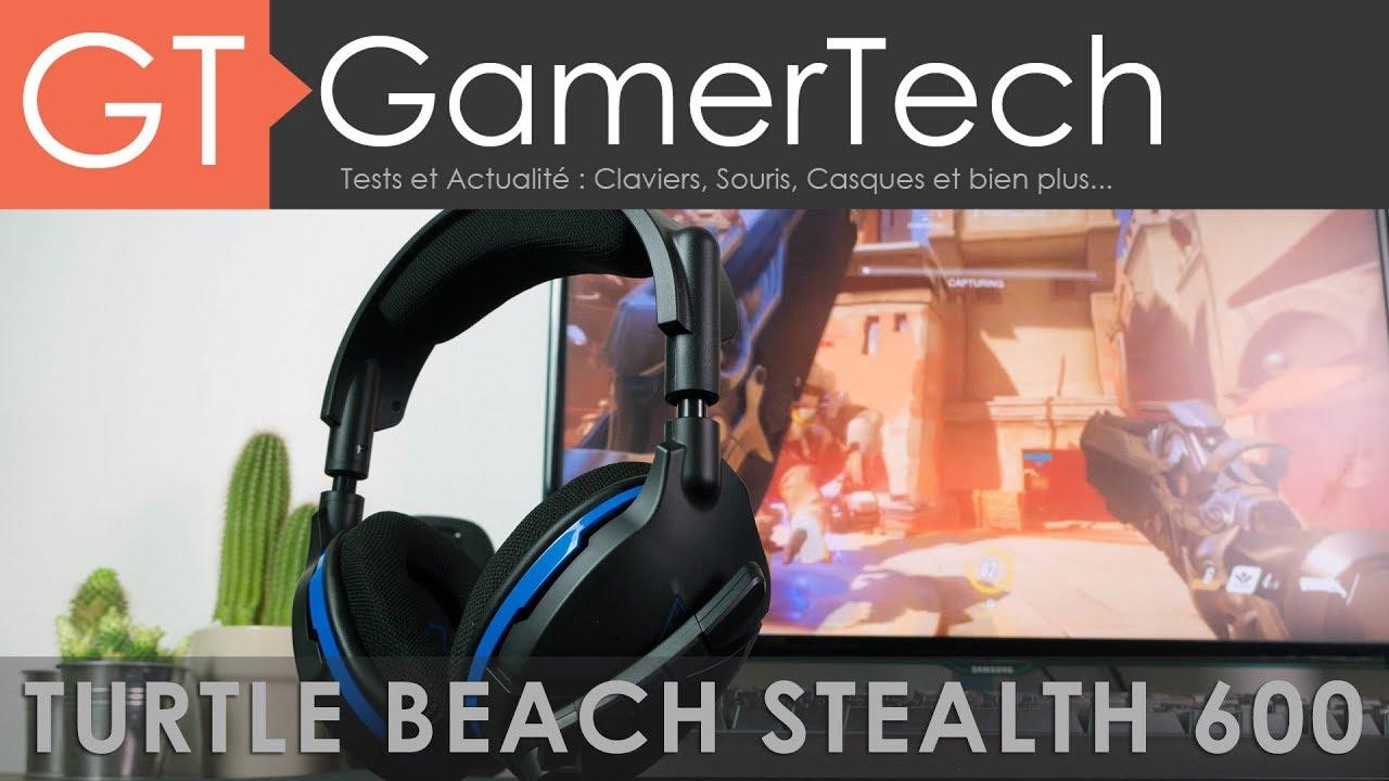Turtle Beach Stealth 600 Test Fr Un Casque Sans Fil Ps4 Pc A
