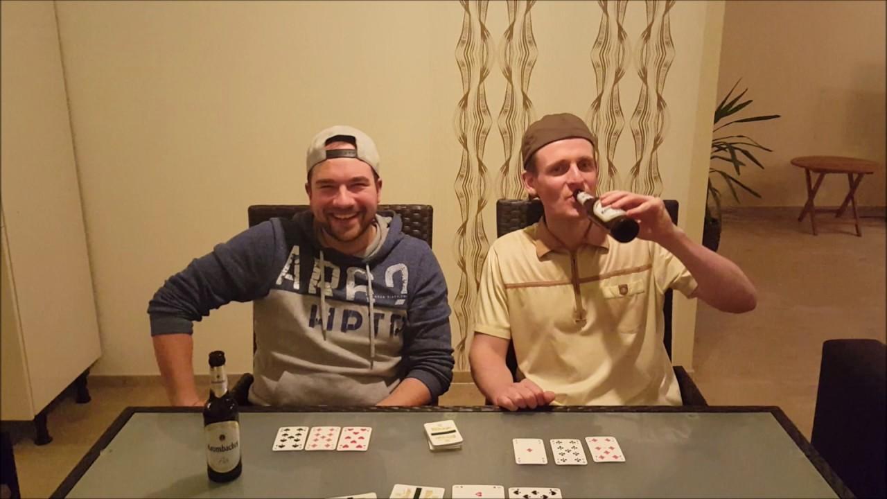 Busfahren Kartenspiel