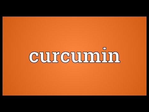 Curcumin Meaning