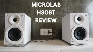 mICROLAB H30BT Speaker Review