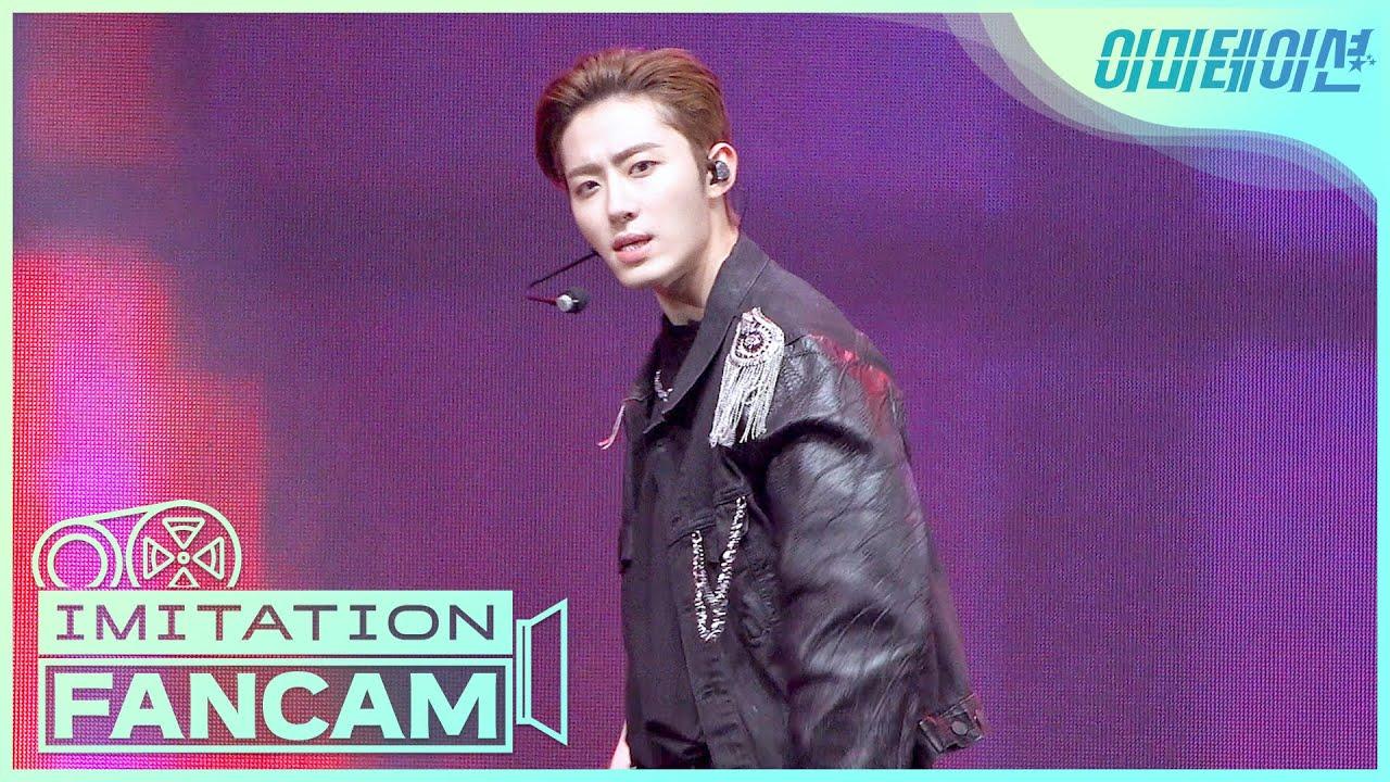 "FANCAM | SHAX (샥스) 재우 (JAEWOO) ""AMEN"" | KBS2 이미테이션 (IMITATION)"