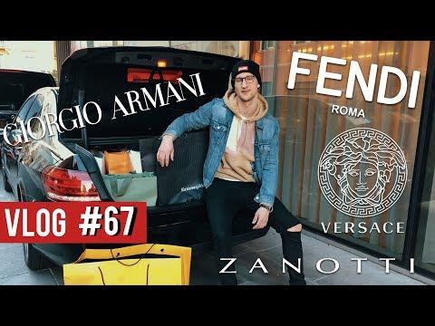 What's it Like During Milan Fashion Week 2019 pt. 2 | Vlog #67