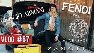 What's it Like During Milan Fashion Week 2019 pt. 2   Vlog #67