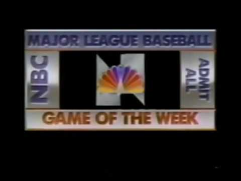 Image result for nbc mlb game of the week