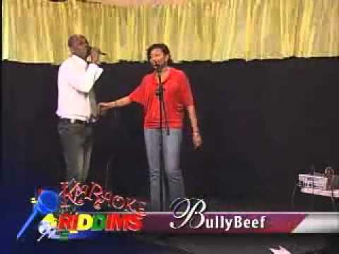 CVM@Sunrise Karaoke write your name across my heart Bully Beef