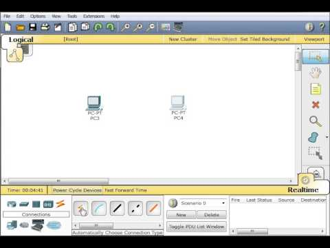 Packet Tracer | Peer To Peer