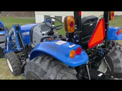 Swiderski Virtual Roadshow - New Holland Boomer Series