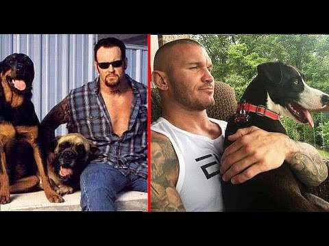 Thumbnail: 10 Most Shocking WWE Wrestlers Who Have Pets