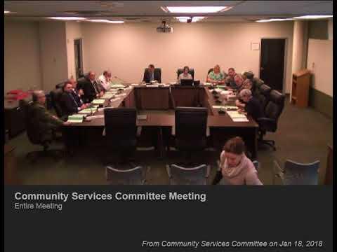 2018-01-18 #Oshawa Community Service