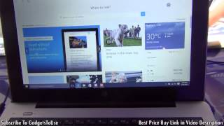 Windows 10 New Features, User Interface, Walkthrough First Look