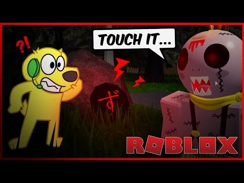 HORRORS of the EVIL STONE! Roblox THE CURSE Story...