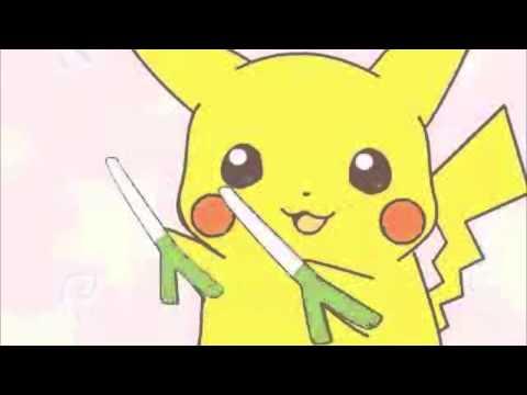 Loituma Ievan Polkka (Superpowerless Remix) Pikachu Leek Spin