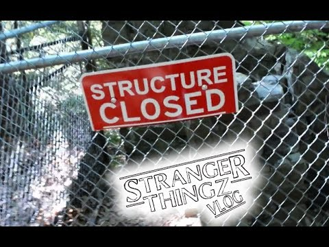 Stranger Things VLOG 08 // 100 Steps // Chestnut Ridge Park // STV 8